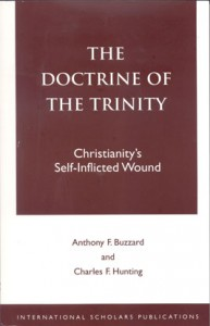 anthony buzzard -- doctrine of the trinity